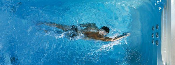 Bazén plavecký s protiprúdom XL USSPA