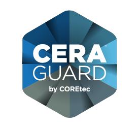 CERAguard - nepoškriabateľný povrch ako pri gresovej dlažbe