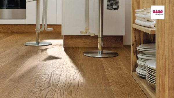 Drevená podlaha Haro DUB Exklusiv Spa 13,5mm click 531 677