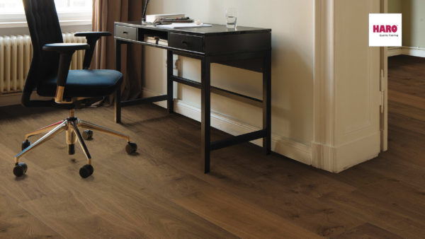 Drevená podlaha Haro DUB FUMED Universal 13,5mm click 540 232