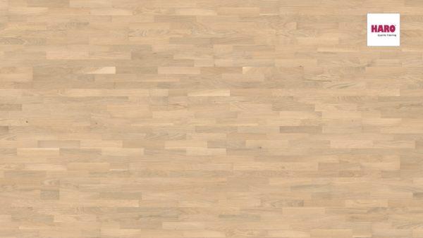 Drevená podlaha Haro DUB Light biely Favorit 11mm click 531 985