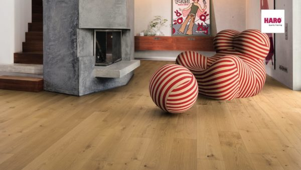 Drevená podlaha Haro DUB Markant 13,5mm click
