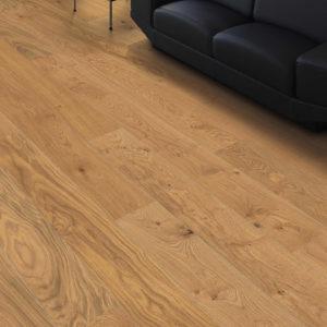 Drevená podlaha Haro DUB Markant silk 13,5mm click 541 807