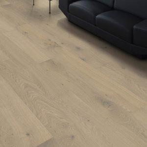 Drevená podlaha Haro DUB Sand sivý Sauvage silk 13,5mm click 541 815
