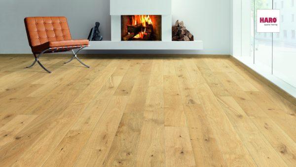 Drevená podlaha Haro DUB Universal 12mm click 537 551