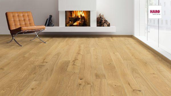 Drevená podlaha Haro DUB Universal 13,5mm 525 493