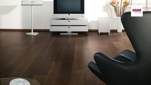Drevená podlaha Haro DUB africký 13,5mm click 524 777