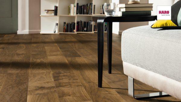 Drevená podlaha Haro ORECH americký 13,5mm click 533 051