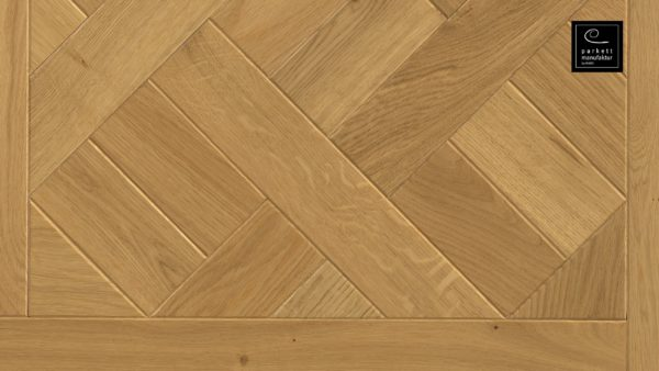 Drevená podlaha parkettmanufaktur by Haro DUB 18mm pero-drážka 535 300
