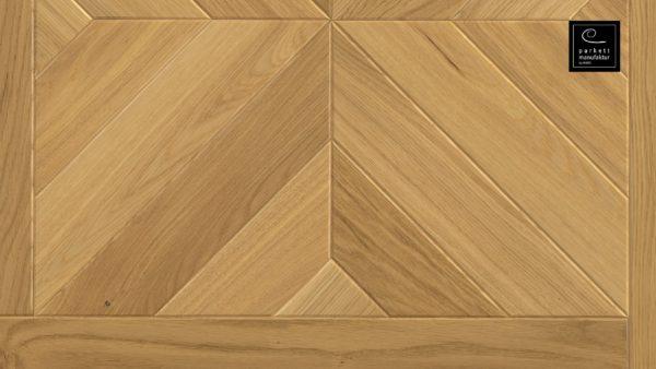 Drevená podlaha parkettmanufaktur by Haro DUB 18mm pero-drážka 535 322