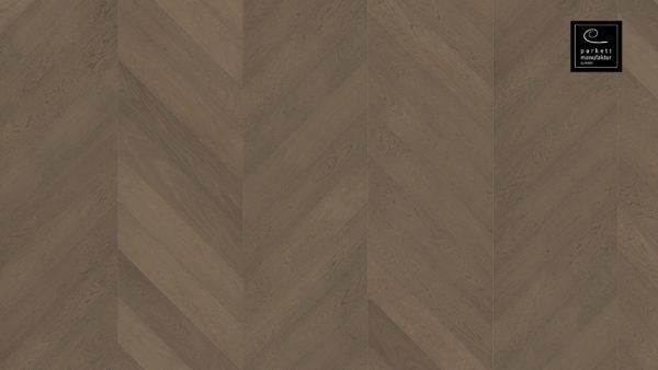 Drevená podlaha parkettmanufaktur by Haro DUB Graphite sivý Selectiv 9,8mm pero-drážka 539 325