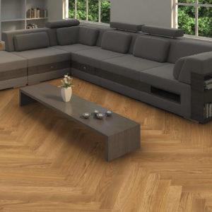 Drevená podlaha parkettmanufaktur by Haro DUB Selectiv 10mm pero-drážka 539 338