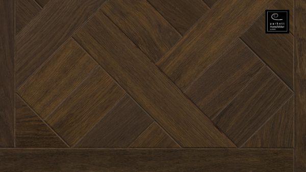 Drevená podlaha parkettmanufaktur by Haro DUB amber 18mm pero-drážka 535 305
