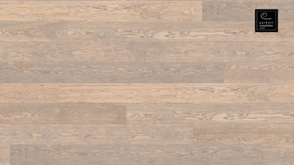 Drevená podlaha parkettmanufaktur by Haro DUB biely barrique Selectiv 13,5mm click 529 063