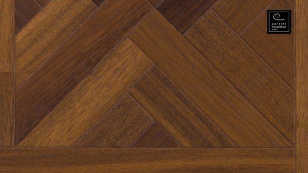 Drevená podlaha parkettmanufaktur by Haro MERBAU 18mm pero-drážka 535 314