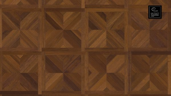 Drevená podlaha parkettmanufaktur by Haro MERBAU 18mm pero-drážka 535 324