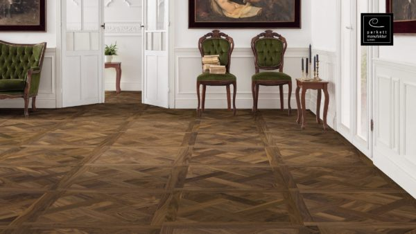 Drevená podlaha parkettmanufaktur by Haro ORECH americký 18mm pero-drážka 535 304