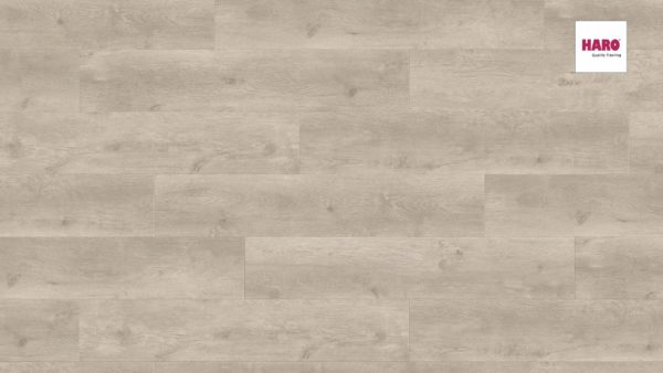 Laminátová podlaha Haro DUB BERGAMO strieborno sivý 8mm click 538 748