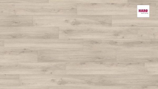 Laminátová podlaha Haro DUB EMILIA svetlo sivý 7mm click 538 651