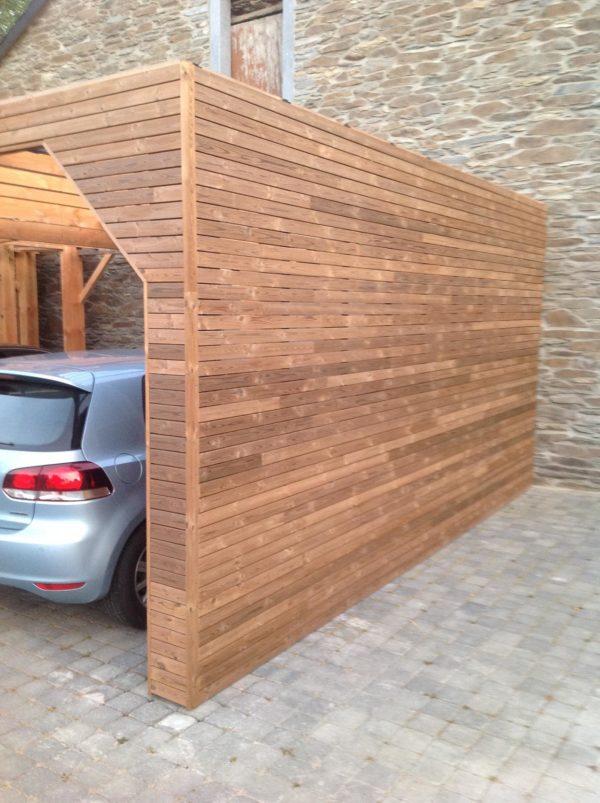 Obkladové dosky VETEDY Techniclic Severská borovica thermo drevo 20mm klip bez viditeľných šrúb