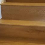 Vinylová podlaha COREtec Lumber DUB 8mm click schody