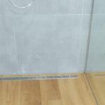 Sprchovací žľab Vinylová podlaha COREtec Rusted DUB 8mm click