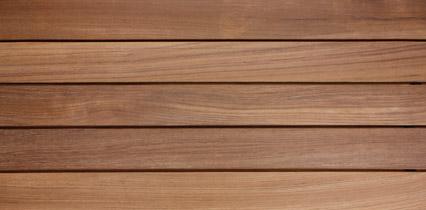 Terasové dosky VETEDY Softline TEAK drevo 20mm klip bez viditeľných šrúb