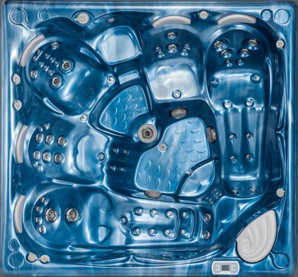 Vírivka COMTE VIBES by USSPA ocean vlna